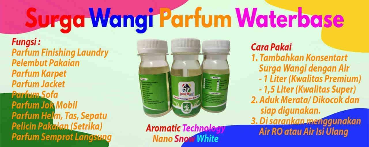 biang parfum waterbase - Mengetahui Bagaimana Cara Menggunakan Parfum Laundry