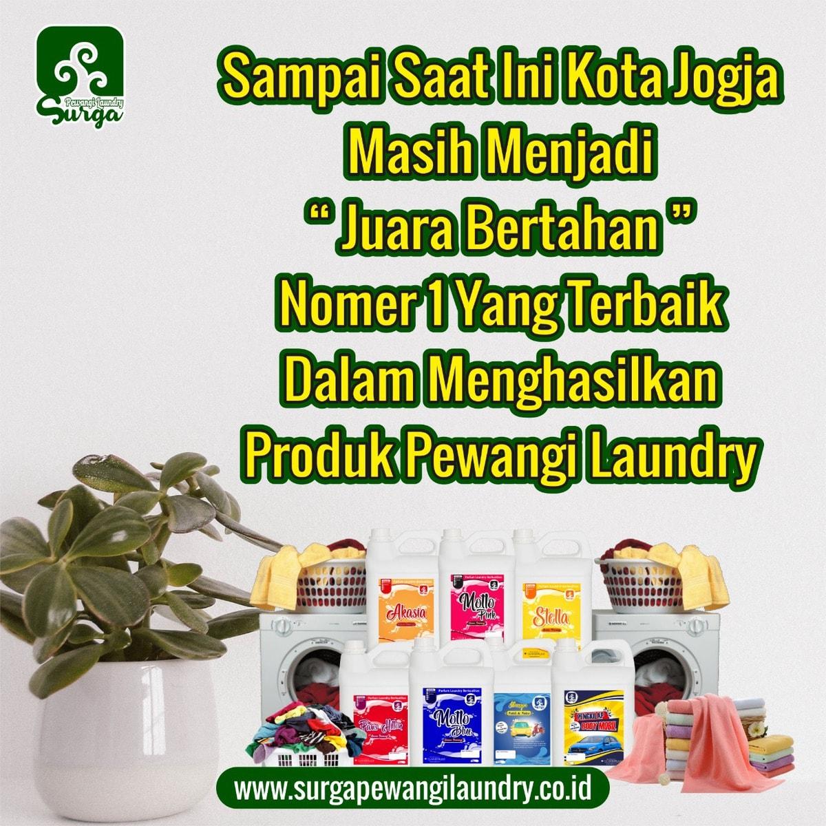 produsen parfum laundry jogja - PARFUM LAUNDRY  JOGJA SURGA PEWANGI LAUNDRY