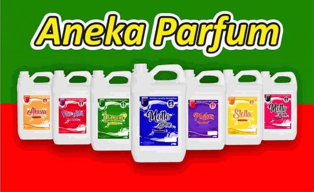 ANEKA PARFUM LAUNDRY