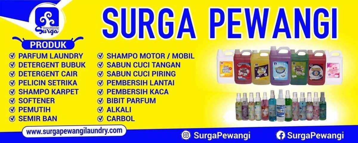 PRODUSEN PARFUM LAUNDRY HOUSEHOLD CHEMICAL 1200x480 - Jual Parfum Laundry Kualitas Premium Surga Pewangi Laundry