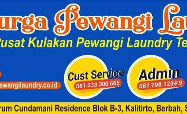 Info Produsen, Agen, Distributor Merk, Harga Jual Parfum Laundry