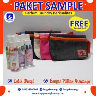 SAMPLE PARFUM LAUNDRY - Info Produsen, Agen, Distributor Merk, Harga Jual Parfum Laundry