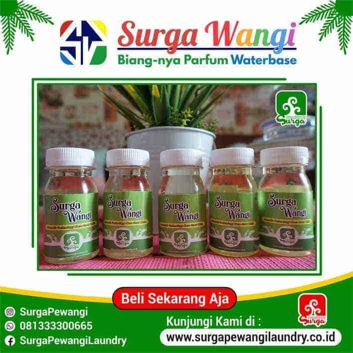 biangnya parfum waterbase - Parfum Laundry Waterbase Wangi Surga Dan Biang Parfum Water Based Merk Surga Wangi