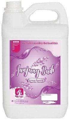 aroma junjung buih - pewangi laundry junjung buih