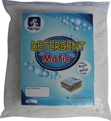 detergent matic bubuk - Aneka Detergent