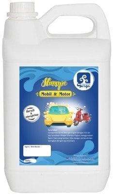 sampo mobil dan motor - Aneka Detergent