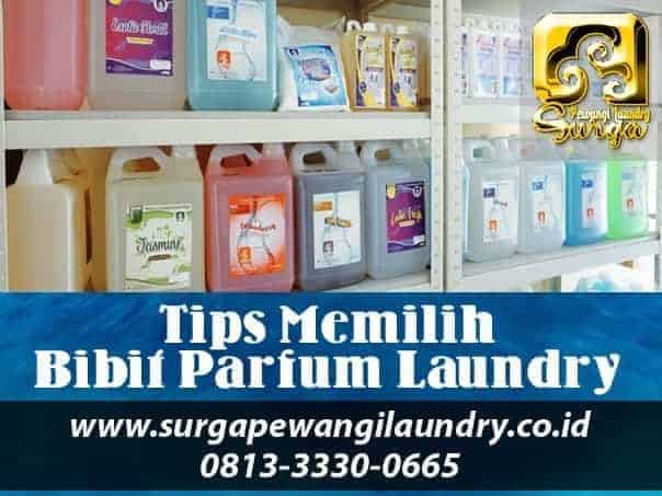 tips memilih bibit parfum laundry - Tips Memilih Bibit Parfum Laundry