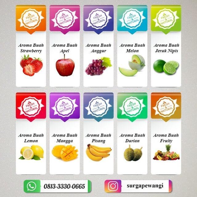 aroma pewangi pakaian wangi buah - Pewangi Laundry/Parfum Laundry | Agen, Distributor, Merk & Harga Jual