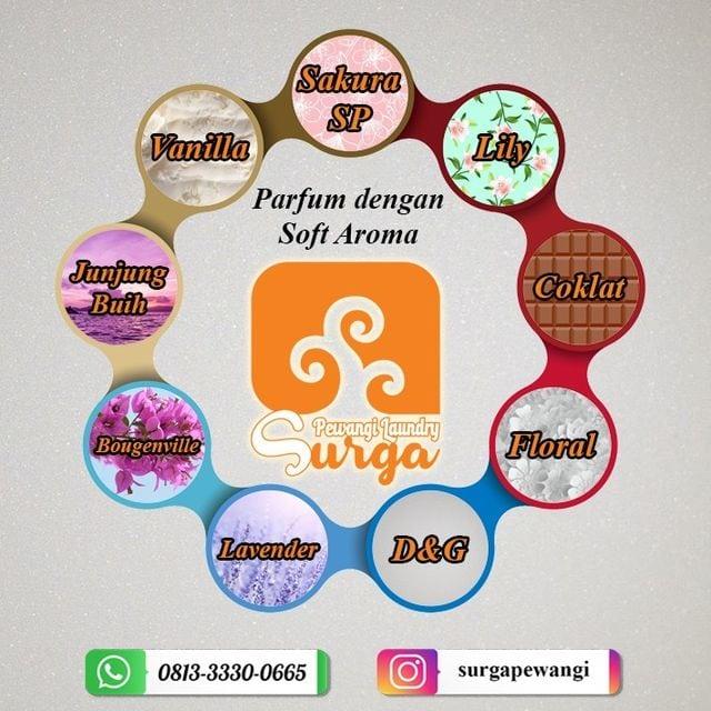 parfum aroma soft atau lembut - Pewangi Laundry/Parfum Laundry | Agen, Distributor, Merk & Harga Jual
