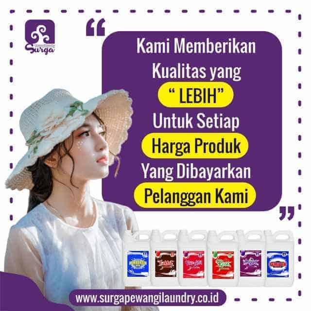 pewangi laundry harga murah - cari pewangi laundry Keramat? pilih produsen parfum laundry yang asli pengiriman dari jogja