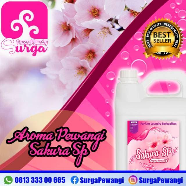 produsen pewangi laundry sakura sp 1 - Pewangi Laundry/Parfum Laundry | Agen, Distributor, Merk & Harga Jual