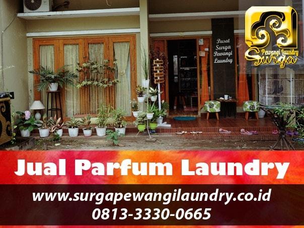 Parfum Laundry Mawar