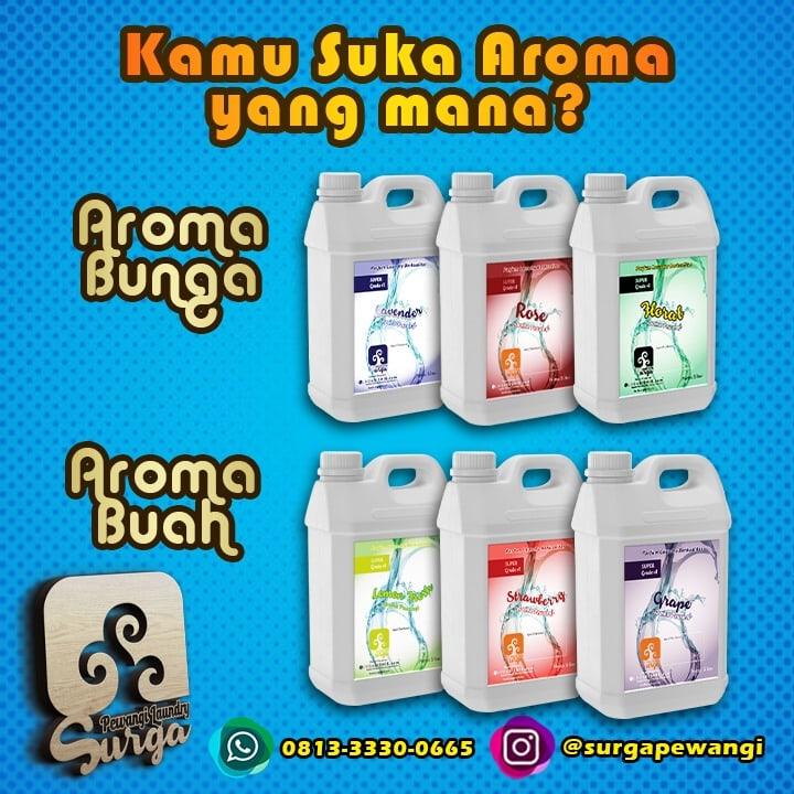 435ea06a 6f20 4fab a629 eb6a2107401c 1 - Parfum Laundry Mawar Varian Paling Wangi & Tahan Lama