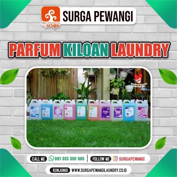 Parfum Laundry Paling Wangi