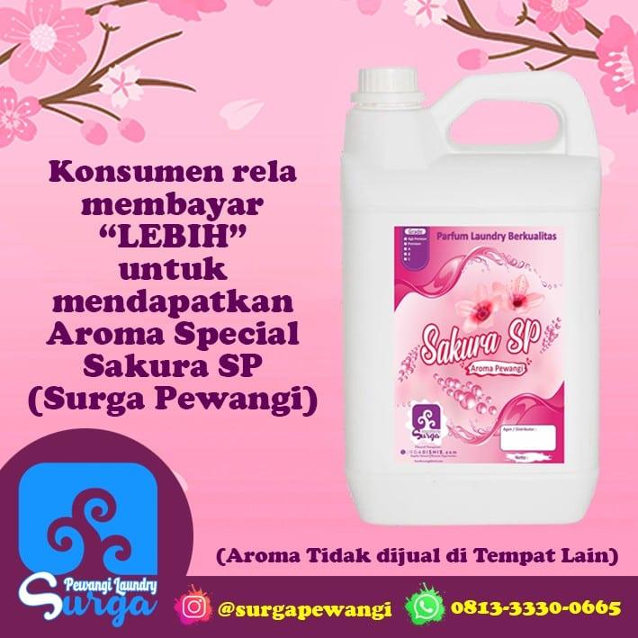 Parfum Laundry Paling Wangi Tahan Lama