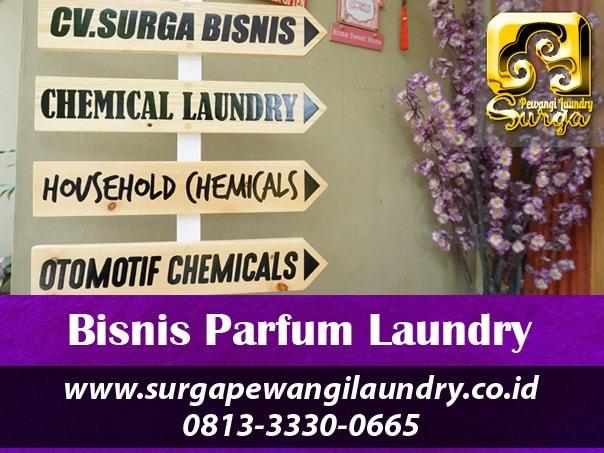 7 Bisnis Parfum Laundry 2 - Chemical Housekeeping Hotel Kotoran RONTOK SEMUA !