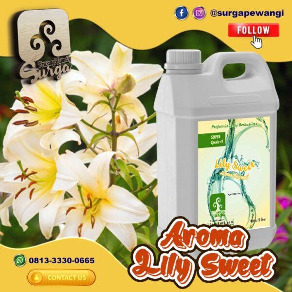 Produsen Parfum Laundry Bunga