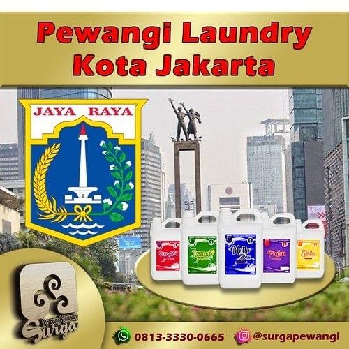 Pewangi Laundry Jakarta