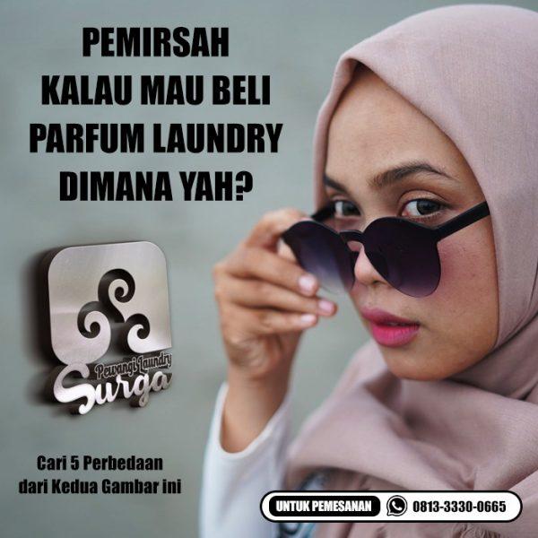 Pabrik Parfum Laundry TerHarum