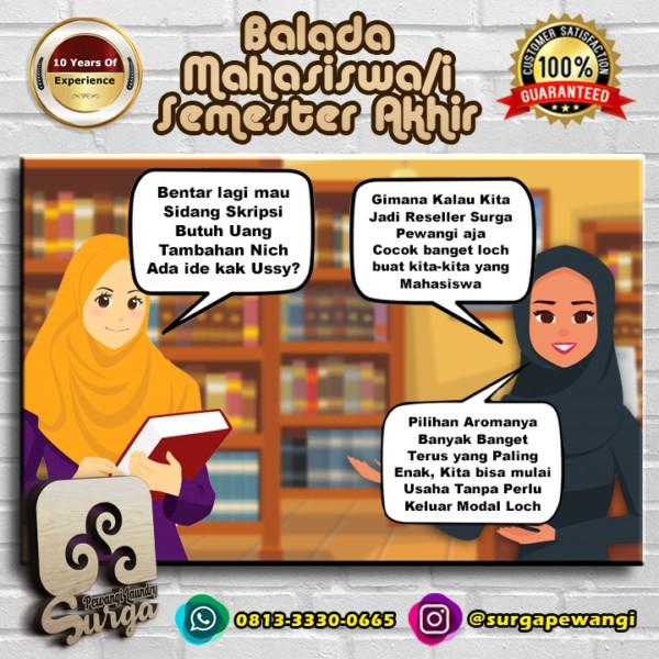 Parfum Laundry Legendaris Indonesia