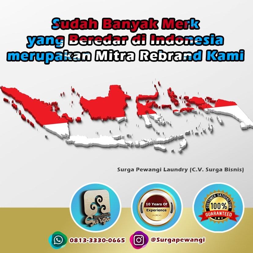 Surga Pewangi Sudah Beredar di Seluruh Indonesia - Produsen Parfum Laundry Bunga Lembut Sekali Yuk Cobain