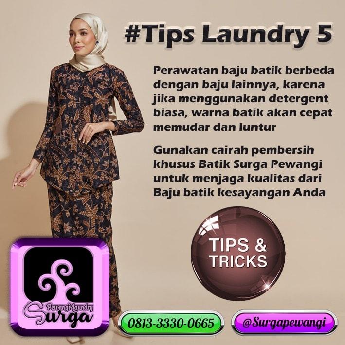 Tips 5 Laundry 1 - Rawat Pakaian Dengan Deterjen Laundry Yang Bagus