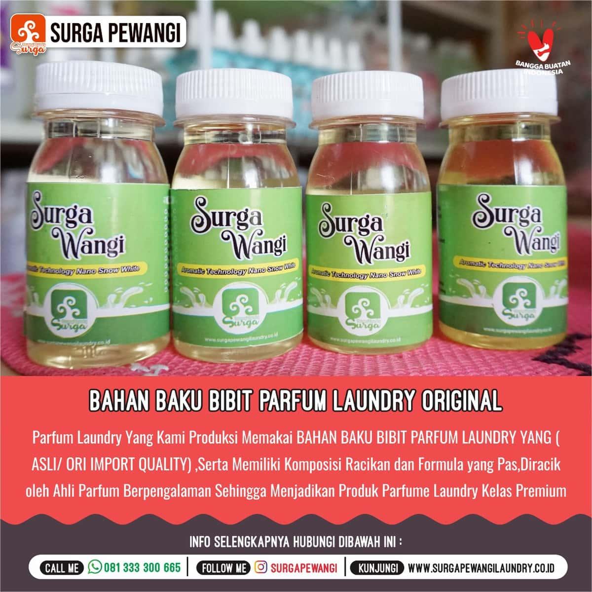 Jual Bibit Parfum Laundry Water Base Original