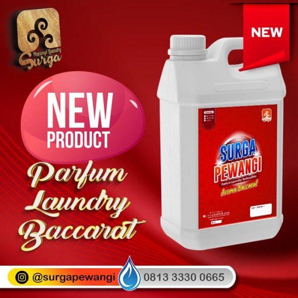 Parfum Laundry Baccarat