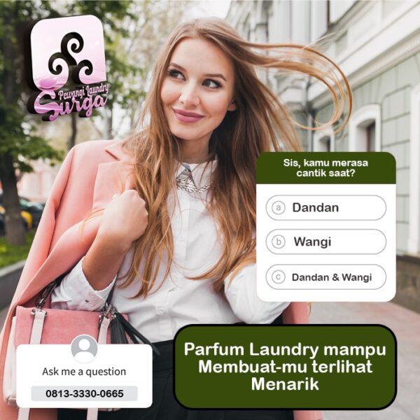 Nama Parfum Laundry Paling Wangi