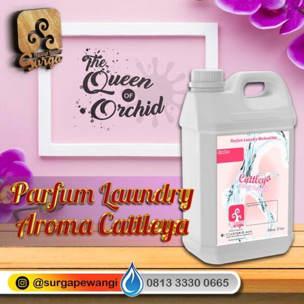 Parfum Laundry cattleya