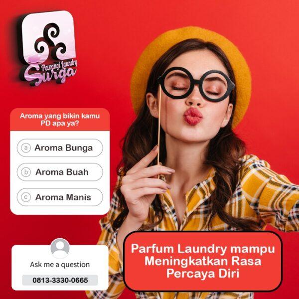 Wangi Parfum Laundry Terbaru