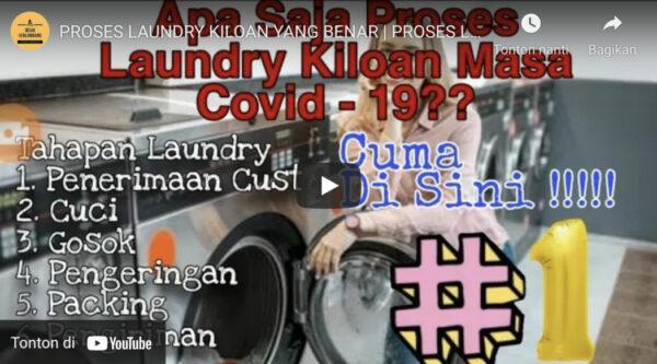 proses laundry kiloan