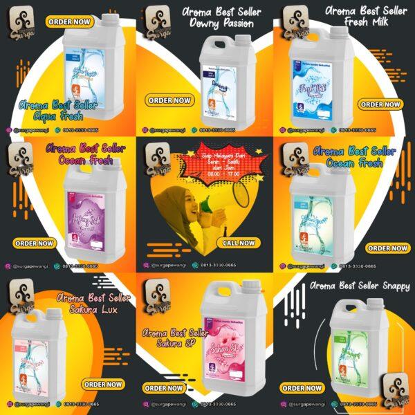 aroma parfum laundry terlaris 600x600 - AROMA PARFUM LAUNDRY TERLARIS (BEST SELLER) DAN PALING WANGI 2021